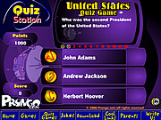 The United States Quiz Game game