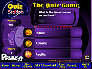 The Earth Quiz Game game