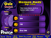 The Human Body Quiz Game game