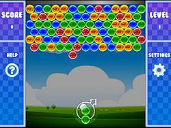 Puzzle Bubble game