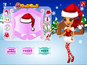 Juega al juego gratis Mina and Lisa Christmas Collection