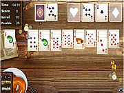 Wild West Solitaire game