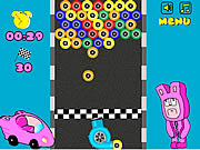 Tire Buster game