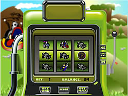 Racing Slots game