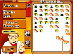 Sushi Stick game