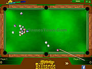 Juega al juego gratis Multiplayer Billiard