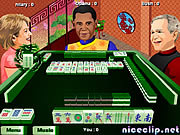 Game Obama Traditional Mahjong
