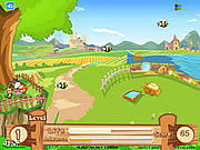 Farm Defense game