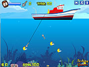 Fishing Deluxe game
