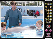 Hidden Numbers-Dolphin Tale لعبة