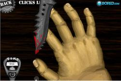 Knife Games game