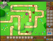 Bloons tower defence 5 game
