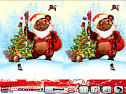 Christmas Dreams 5 Differences game
