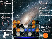 Planetary Twist game