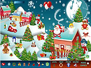 Juega al juego gratis Magic Christmas
