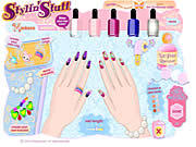 Nail Art Salon game