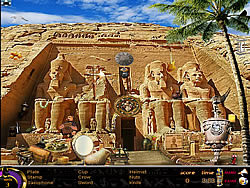 Egypt Hidden Objects game