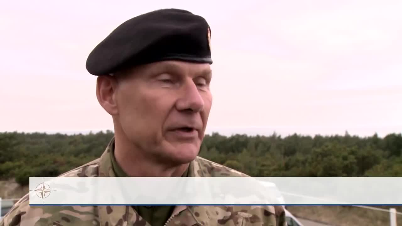 Watch free video Boosting Allied forces in Poland
