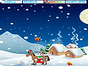 Christmas Horse game