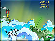 Juega al juego gratis Scooby Doo's Big Air 2: Curse of the Half Pipe