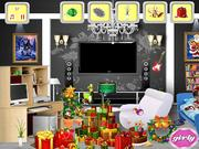 Christmas Hidden Objects game