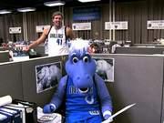 Mira el vídeo gratis de Dallas Mavericks Parodies Geico with Dirk Nowitzki