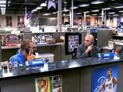 Watch free video Dallas Mavericks Parodies Geico with Dirk Nowitzki