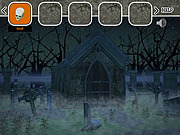 เล่นเกมฟรี Mystery of the Old Cemetery Escape