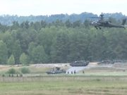 Watch free video US Tanks Return to Europe for Live Fire Training