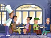 ดูการ์ตูนฟรี Lyon Tourism Commercial: The Chef Factory