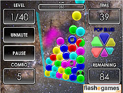Bubble Blast Redux game
