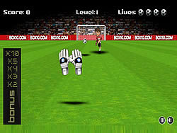 Smashing Soccer game