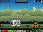 Juega al juego gratis City Siege 3: Jungle Siege