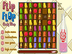 Flip Flop Candy Shop game