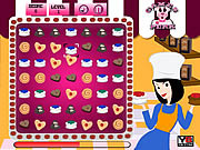 Collect Cookies game