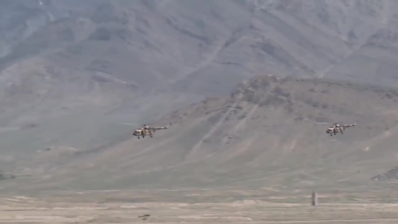 Watch free video Afghan air force builds Strength and Experience