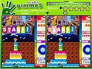 Gimme 5 Arcade game