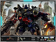 無料ゲームのHidden Object Game Transformers: Dark of the Moonをプレイ