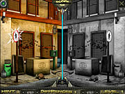Juega al juego gratis Negative City Find the Difference