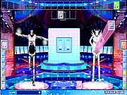 Robot Dance Battle game