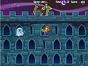 Scooby Doo Castle Hassle game
