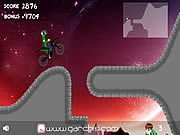 Ben 10 Speed Ride game