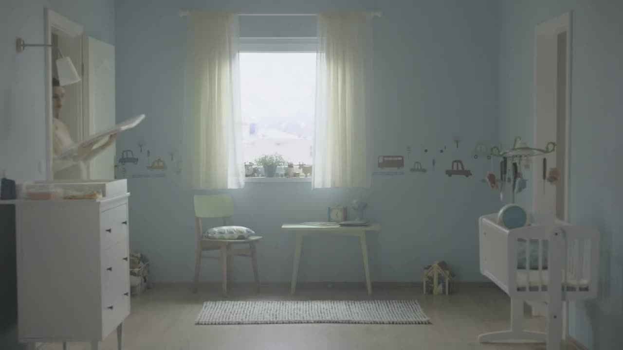 Watch free video Cancer Society of Finland Video: Baby Love