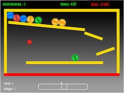 Bubble Stream game