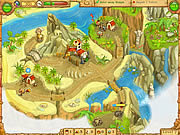 เล่นเกมฟรี Island Tribe 2