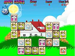 Animal Mahjong game