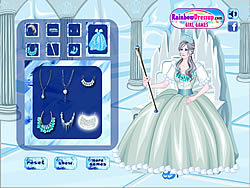 Ice Queen game