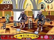 Museum Hidden Game