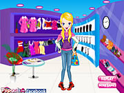 Shop For Winter Dress Up game