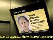 Space Channel: A Missing Corpse in Elevator
